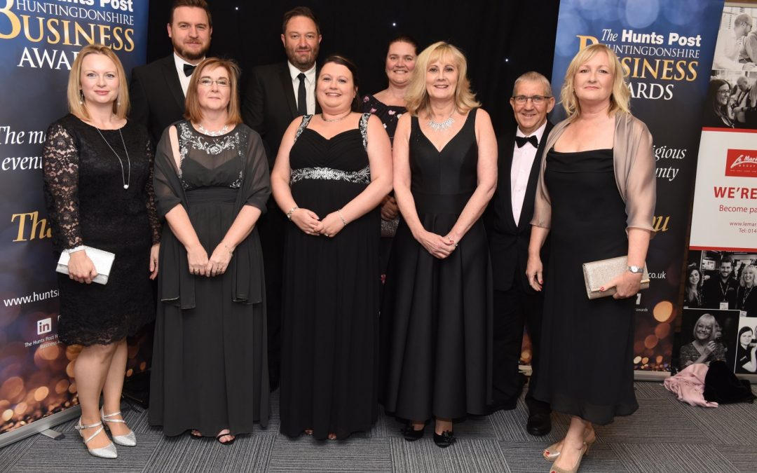 2018 Hunts Post Business Award winners!