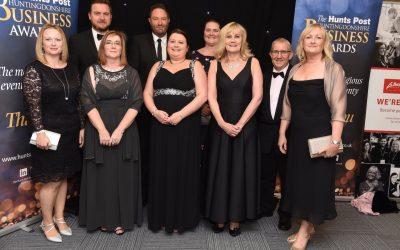 2018 Hunts Post Business Award winners!