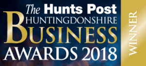 Hunts Post Huntingdonshire Business Awards 2018 winner