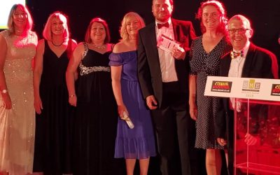 Double award winners!